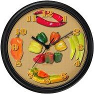 Peppers Clock